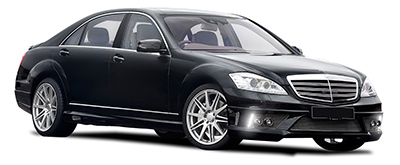 Taxi Mercedes W221