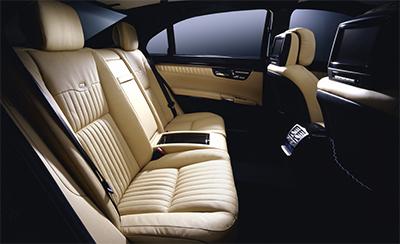 VIP Taxi Mercedes W221