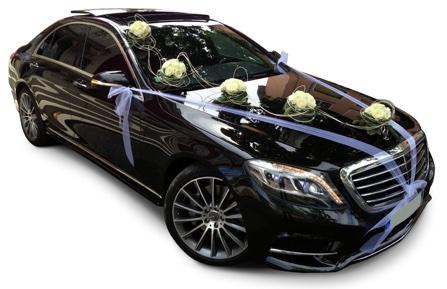 Mercedes svatba